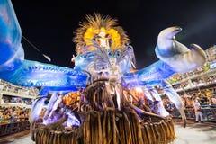 Carnaval 2016 - Vila Isabel Photographie stock libre de droits