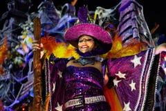 Carnaval 2019 - Viradouro imagens de stock