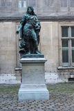 Carnavalet Museum - Paris Royalty Free Stock Photo