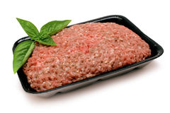 Carne à terra fotografia de stock