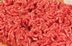 Carne à terra Fotos de Stock Royalty Free