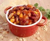 Carne жулика Chili Стоковые Фото