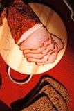 Carne Fotografía de archivo libre de regalías
