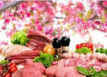 Carne Fotos de archivo