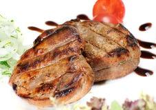 Carne arrostita Immagine Stock Libera da Diritti