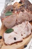 Carne arrostita immagini stock libere da diritti