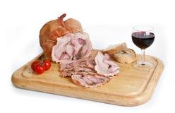 Carne asada de cerdo Fotos de archivo