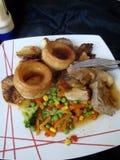 Carne asada de domingo Fotografía de archivo
