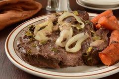 Carne asada de pote Foto de archivo