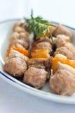 Carne asada a la parilla Foto de archivo libre de regalías
