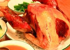Carne asada Turquía Foto de archivo