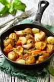 Carne asada vegetal del otoño Imagenes de archivo