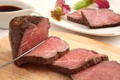 Carne assada Imagem de Stock
