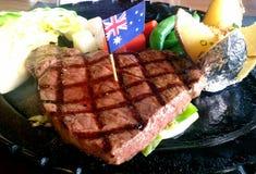 Carne australiana Imagens de Stock