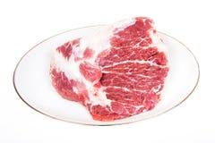 Carne bruta Imagens de Stock
