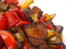 Carne chinesa de Paqin Imagem de Stock
