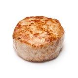 Carne cocinada del cocodrilo Imagenes de archivo