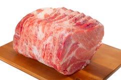Carne congelada Imágenes de archivo libres de regalías