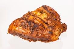Carne cotta immagini stock