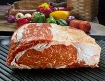 Carne crua imagem de stock royalty free