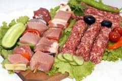 Carne crua Foto de Stock