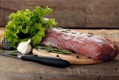 Carne crua do meatraw do meatraw Fotografia de Stock Royalty Free