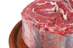 Carne crua Uncooked Imagens de Stock Royalty Free