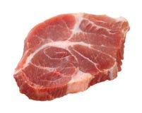 Carne cruda Fotografia Stock