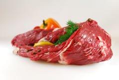 Carne cruda imagenes de archivo
