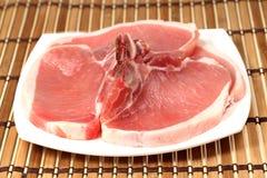 Carne de carne de porco imagem de stock