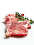 Carne de carne de porco Fotografia de Stock Royalty Free