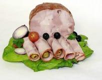 Carne de carne de porco fresca foto de stock royalty free