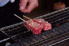 Carne de Japão A5 Imagem de Stock