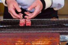 Carne de Japão A5 Imagens de Stock