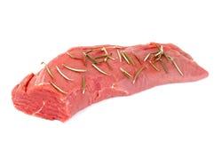 Carne de la carne de vaca Fotografía de archivo libre de regalías