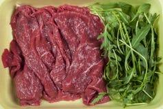 Carne de la carne de vaca Imagen de archivo