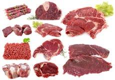 Carne de la carne de vaca Foto de archivo