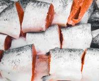 Carne de pescados imagen de archivo