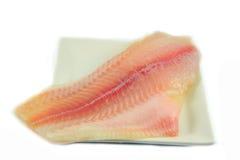 Carne de pescados fresca Imagen de archivo libre de regalías