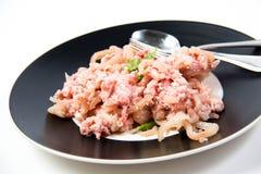 Carne de porco ácida cozinhada da salsicha Fotos de Stock Royalty Free