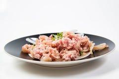 Carne de porco ácida cozinhada da salsicha Imagem de Stock Royalty Free