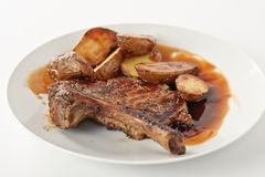 Carne de porco Fotografia de Stock Royalty Free
