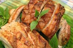 Carne de porco Imagens de Stock Royalty Free