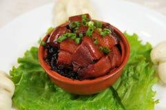 Carne de porco assada foto de stock royalty free