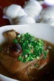 Carne de porco cozido Imagens de Stock