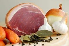 Carne de porco crua Imagem de Stock Royalty Free
