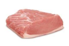Carne de porco crua. Imagens de Stock Royalty Free