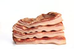 Carne de porco crua Fotografia de Stock Royalty Free