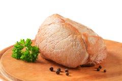 Carne de porco de assado Fotografia de Stock Royalty Free