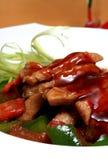 Carne de porco do Sirloin Foto de Stock Royalty Free